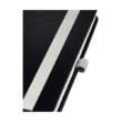 Kép 6/7 - Jegyzetfüzet LEITZ Style A/5 80 lapos sima szaténfekete