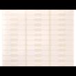 Kép 5/9 - Etikett AVERY 3335 49x10 ékszercímke 924 címke/csomag 28 ív/csomag