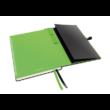Kép 4/4 - Jegyzetfüzet LEITZ Complete A/5 80 lapos sima fekete