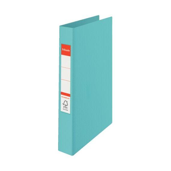 Gyűrűskönyv ESSELTE Colour`Ice A/4 2R 25mm kék