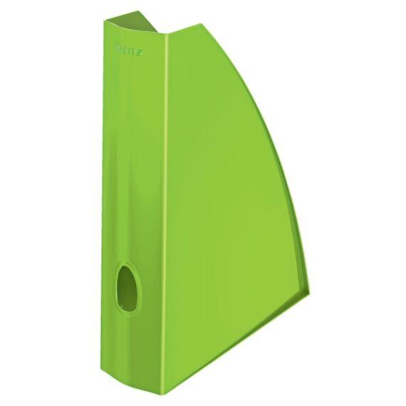 Irattartó papucs LEITZ Wow metálfényű zöld