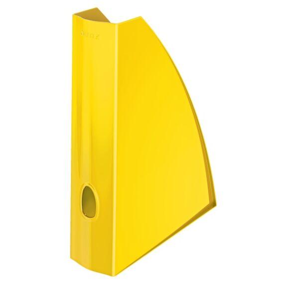 Irattartó papucs LEITZ Wow metálfényű sárga