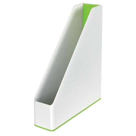 Irattartó papucs LEITZ Wow fehér/zöld