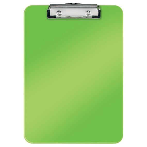 Felírótábla LEITZ Wow A/4 kemény műanyag zöld