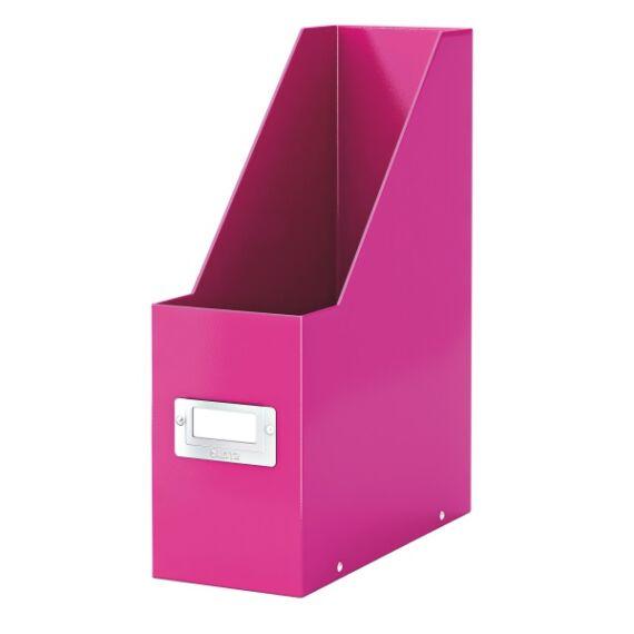 Irattartó papucs LEITZ Click&Store rózsaszín