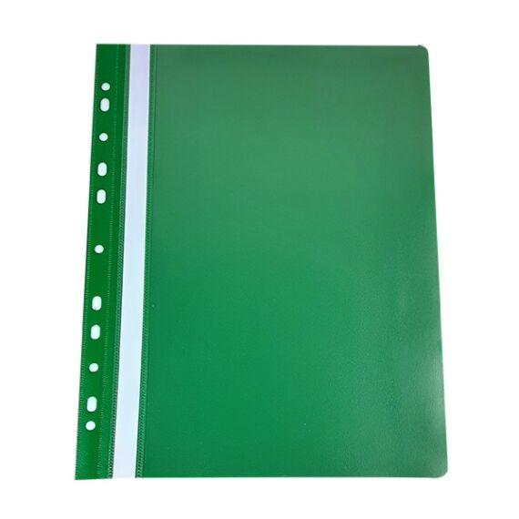 Gyorsfűző FORTUNA lefűzhető zöld
