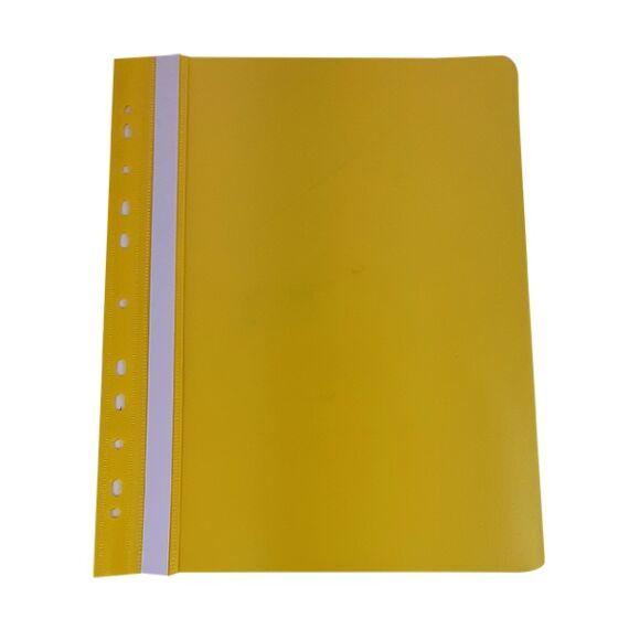 Gyorsfűző FORTUNA lefűzhető sárga