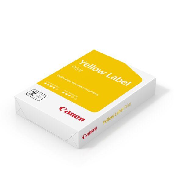 Fénymásolópapír CANON Yellow Label Print A/4 80 gr 500 ív/csomag