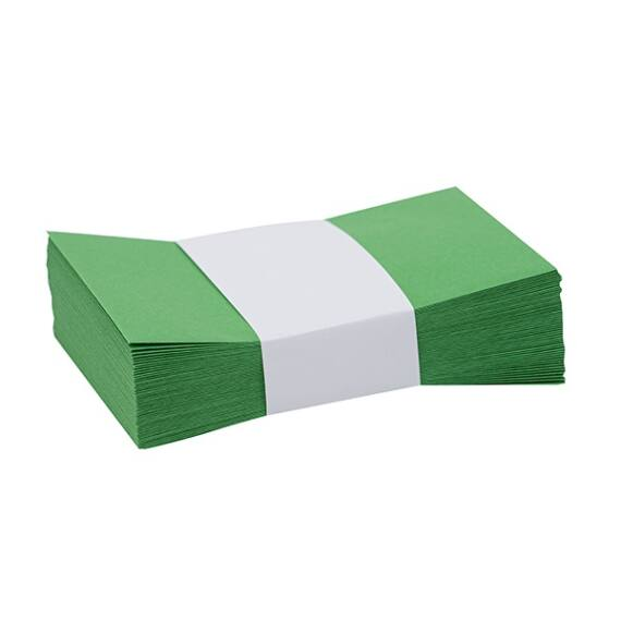 Névjegyboríték színes KASKAD enyvezett 70x105mm 68 smaragd zöld 50 db/csomag