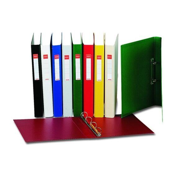 Gyűrűskönyv ESSELTE Standard Vivida 35mm 4 gyűrű fehér