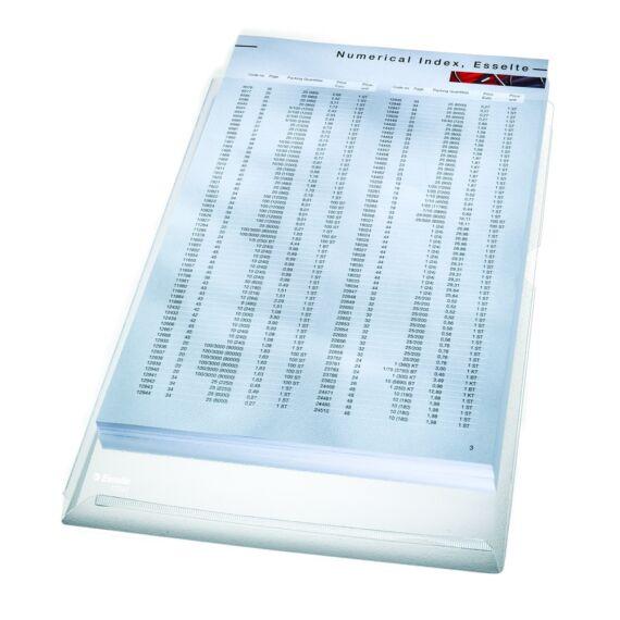 Genotherm LEITZ Jumbo A/4 maxi 170 mikron 5 db/csomag