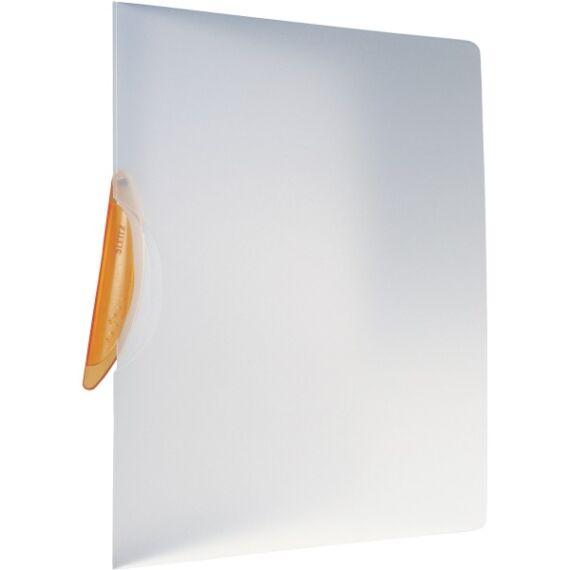 Klipmappa LEITZ Color Magic narancs