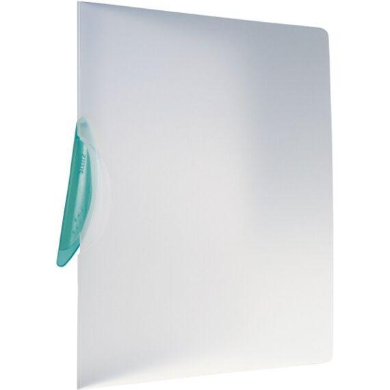 Klipmappa LEITZ Color Magic sötétzöld