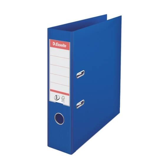 Iratrendező ESSELTE Standard A/4 75mm kék