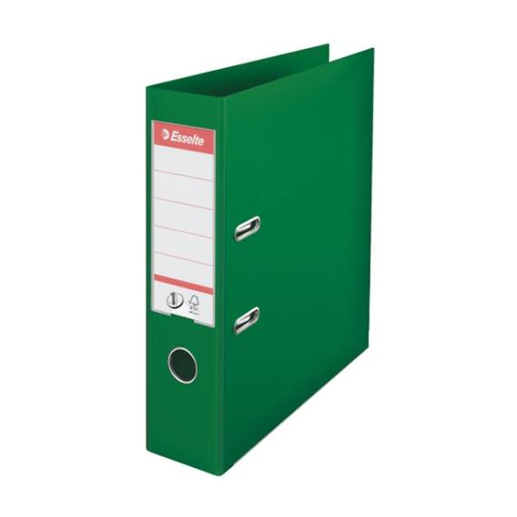 Iratrendező ESSELTE Standard A/4 75mm zöld