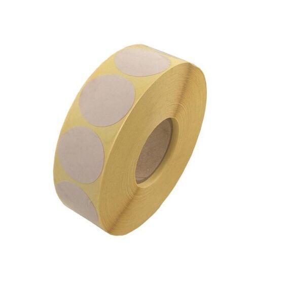 Etikett tekercses thermo kör 31mm 2000 címke/tekercs