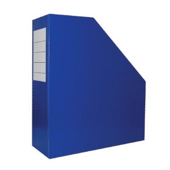Irattartó papucs fóliás kék