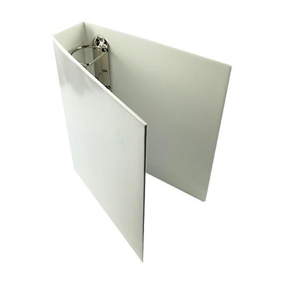 Gyűrűskönyv panorámás 85mm 4 gyűrű fehér
