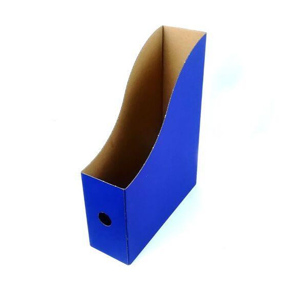Irattartó papucs FORTUNA papír kék