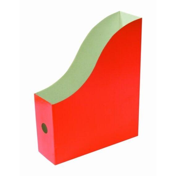 Irattartó papucs FORTUNA papír piros