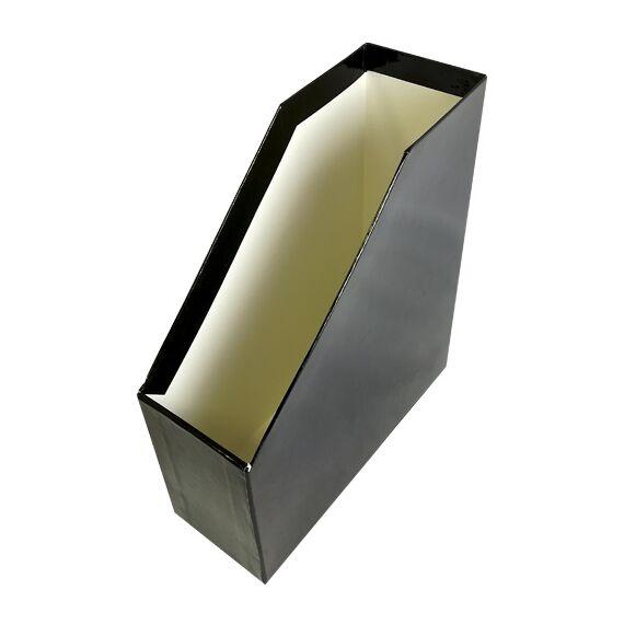 Irattartó papucs FORTUNA Elegant fóliás fekete