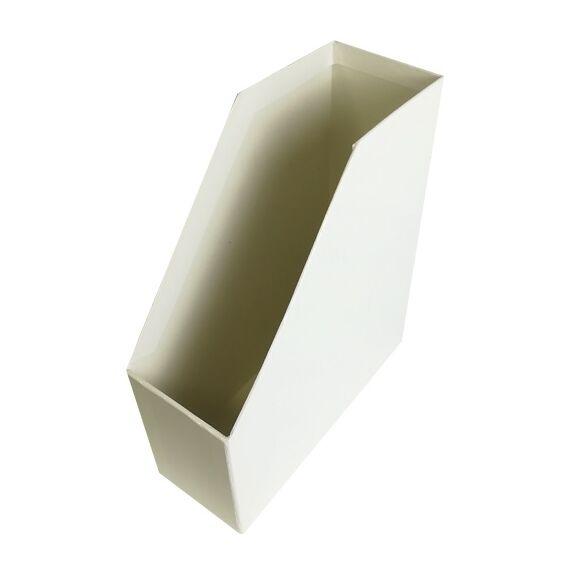 Irattartó papucs FORTUNA Elegant fóliás fehér