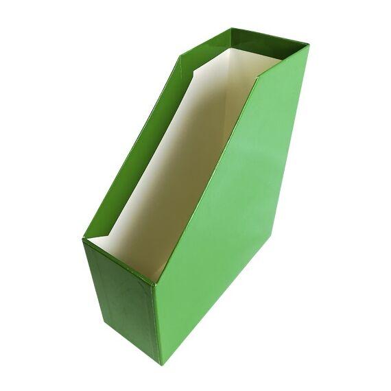 Irattartó papucs FORTUNA Elegant fóliás zöld