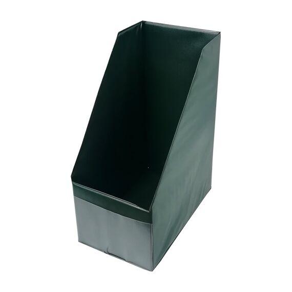 Irattartó papucs FORTUNA pvc 140 mm zöld